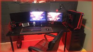 my new and improved gaming setup u0026 room tour best gaming setup