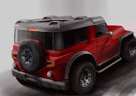 modified jeep 2017 mahindra roxor off roader to launch in us in 2018 to be