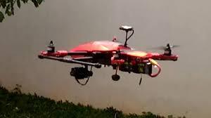 diy drone diy drone canopy first test flight youtube