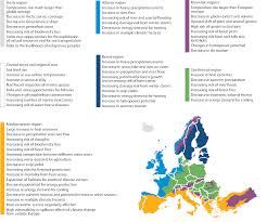 European Time Zone Map by Climate Change Poses Increasingly Severe Risks For Ecosystems