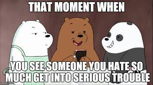 Bears Memes - we bare bears that moment when by xxmisery severityxx on