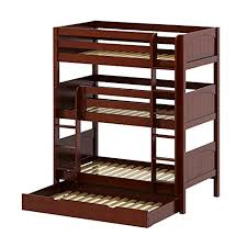 three bunk beds 10 best triple bunk beds reviews best kids furniture deals