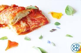 cuisine italienne cannelloni recette italienne cannelloni di zucchine cannelloni aux courgettes