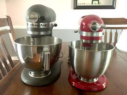 Kitchen Aid Mixers by Kitchen Aid Artisan Mini Stand Mixer A Mom U0027s Impression