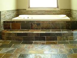 bathroom real slate multicolor tile floors saltillo tile