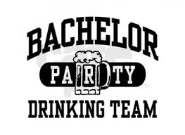 party bus logo history of the bachelor party