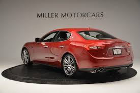maserati ghibli red 2015 2016 maserati ghibli s q4 stock m1525 for sale near westport ct