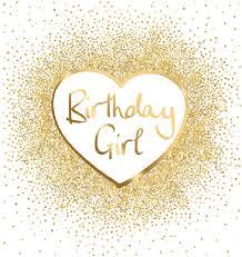 birthday girl birthday girl glitterati cards galore
