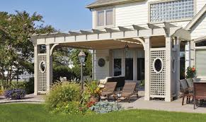 Modern Pergola Plans by Attached Pergola Designs Design Plans Helps And Image Of Diy To