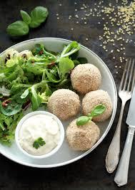comment cuisiner le millet olive and caper stuffed millet balls green evi