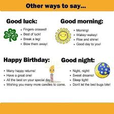 other ways to say happy birthday morning