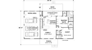 1500 sf house plans country style house plan 2 beds 2 50 baths 1500 sq ft plan 56 643