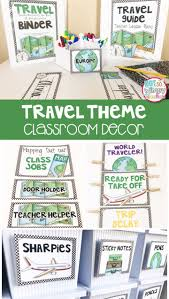 7 best classroom theme travel images on pinterest classroom