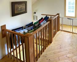 stair fair white home interior design ideas with white half turn