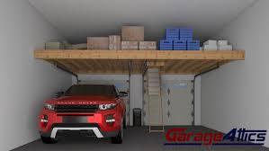 garage storage ideas custom overhead storage lofts wall shelving garage storage design ideas