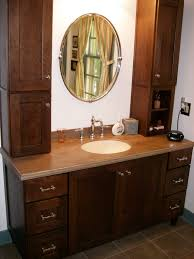 Bathroom Countertop Storage Ideas by Bathroom Countertop Storage Cabinets Bathroom Cabinets
