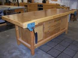 Woodworking Bench Top Thickness by Work Bench Tops Progressive