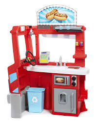 little tikes 2 in 1 food truck set toys little tikes 2 in 1 food truck set