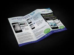buy and bid easy buy bid trifold brochure portfolio keylay design