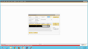connection to database lost sap b1