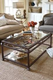 What To Put On End Tables In Living Room Wrought Iron And Glass Coffee Tables Foter