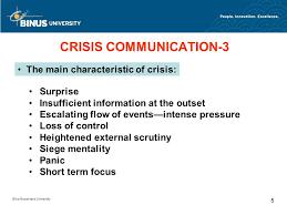 siege mentality definition peranan relations dalam krisis komunikasi pertemuan 3 4 by