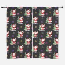 Santa Curtains Santa Curtains Curtain Collections