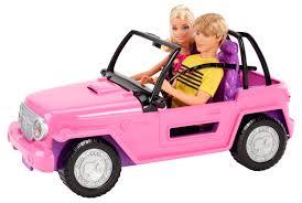 Barbie Beach Cruiser Barbie And Ken Dolls