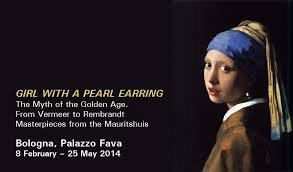 vermeer girl with pearl earring painting girl with a pearl earring from vermeer to rembrandt in bologna