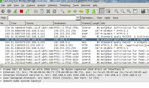 wireshark tutorial analysis what wireshark can hack for you ls blog