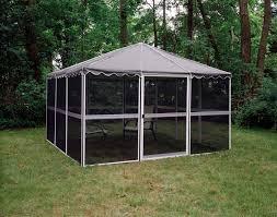 Gazebo Screen House by Amazon Com Casita 12 Panel Square Screenhouse 21122 White With