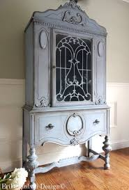 Curio Cabinets On Kijiji 25 Best Painted Hutch Ideas On Pinterest Hutch Makeover
