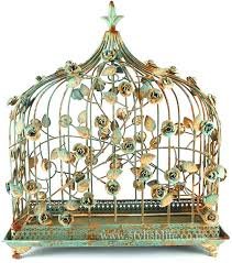 Bird Cage Decoration 67 Best Decorative Bird Cages Images On Pinterest Birdcage Decor