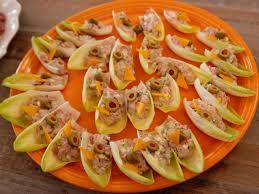 ham salad in endive cups recipe ree drummond food network