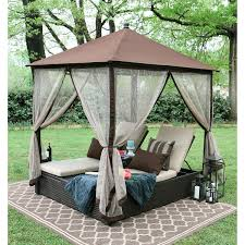 outdoor bedroom ideas outdoor daybed with canopy walmart in inspirational club chaise