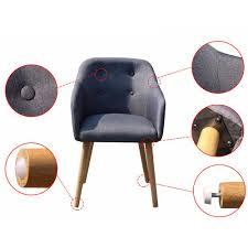 Esszimmerst Le Leder Grau 6 Esszimmerstühle Grau Design