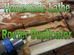 Homemade Toy Boxes Plans Diy Free Download Lathe Projects by Homemade Wood Lathe Router Duplicator By Izzy Swan