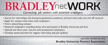 Resume For On Campus Jobs by Bradley University Smith Career Center