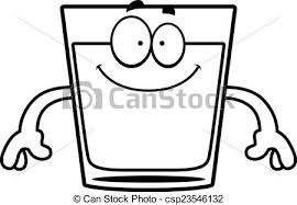 happy glass happy glass a illustration of a
