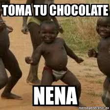 Memes De Chocolate - meme i m sexy and i know it toma tu chocolate nena 4829605
