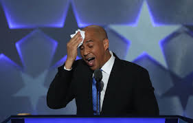 Cory Booker Meme - what exactly was donald trump saying about cory booker