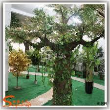 large outdoor artificial big trees decorative acacia magic