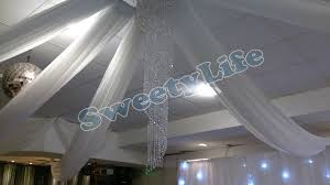 How To Do Ceiling Draping Compare Prices On Canopy Ceiling Drape Online Shopping Buy Low