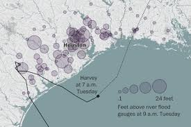 Where Is Washington On A Map by Rains From Harvey Obliterate Records Flood Disaster To Expand