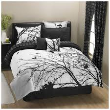 Wine Colored Bedding Sets Comforter And Curtain Sets Bed Linen Interesting Black White