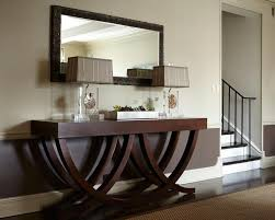Entryway Console Table Modern Console Tables For Entryway The Modern Entry