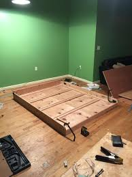 wall bed kit how i built my wall bed quickly and easily with easy