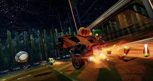 free hallowen free halloween items coming to rocket league rocket league