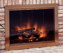 Ideas Fireplace Doors Creative Ideas Fireplace Doors Cool Ams Remodel Traditional