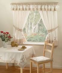 Best Renovate Your Simple Kitchen With Country Kitchen Curtains - Simple kitchen curtains